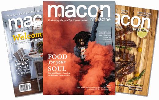 The Accidental Youtube Chef Macon Magazine
