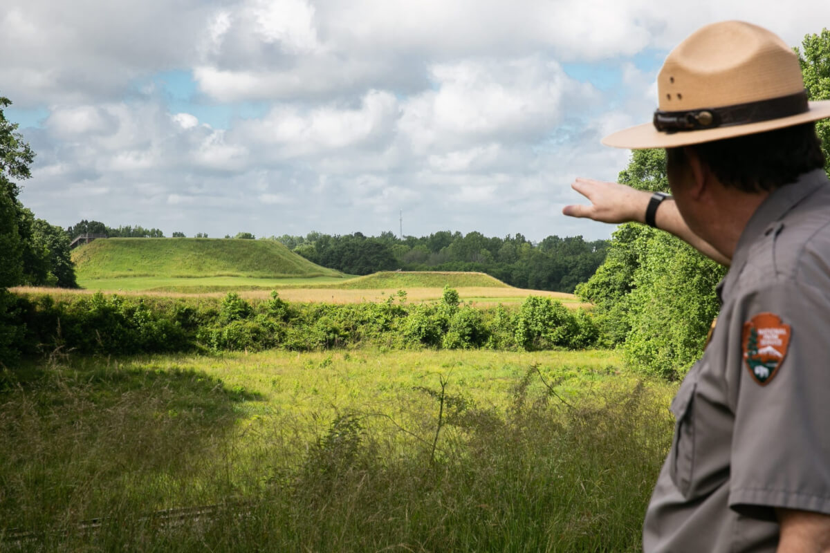 Preserving our past, protecting our present, planning for our future: The Ocmulgee National Park and Preserve Initiative